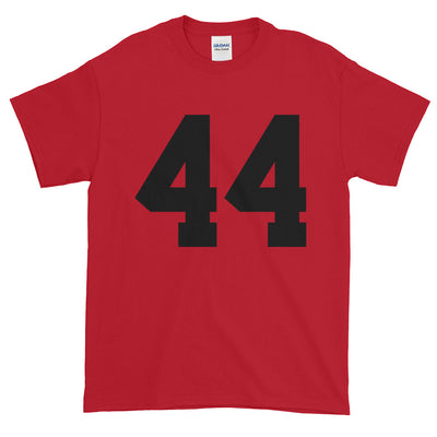 Team Jersey 44 Short sleeve t-shirt