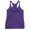 Yoga Women's tank top. NAMASTE