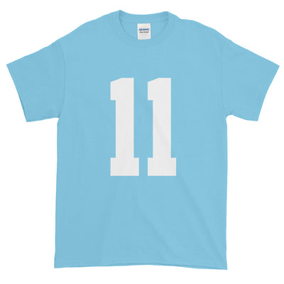 Team Jersey 11 Short sleeve t-shirt