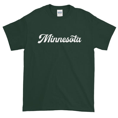 Minnesota Script Short-Sleeve T-Shirt