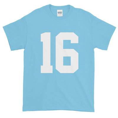 Team Jersey 16 Short sleeve t-shirt