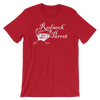 Redneck Parrot - 4th of July Unisex Short Sleeve T-Shirt.