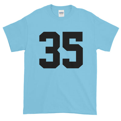 Team Jersey 35 Short sleeve t-shirt
