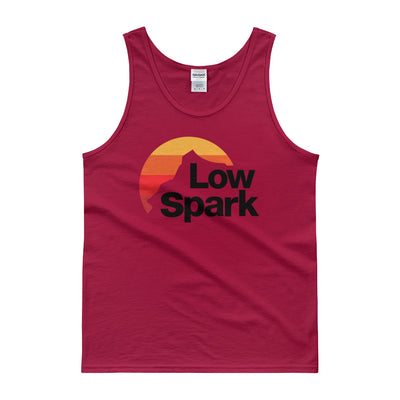 Low Spark Graphic Tank top