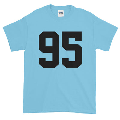Team Jersey 95 Short sleeve t-shirt