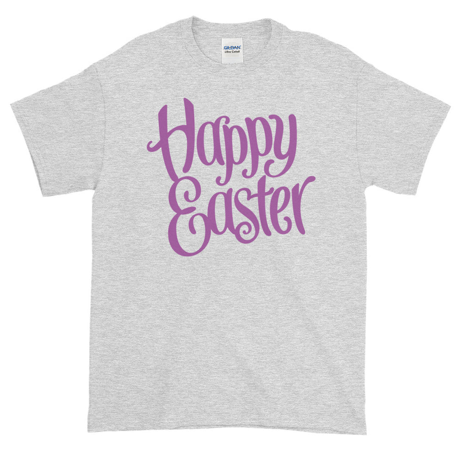 Easter t shirts and gifts usa swagg easter happy easter short sleeve t shirt negle Choice Image