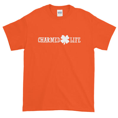 Charmed Life - Funny St. Patricks Day Short-Sleeve T- Shirt