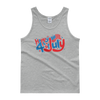 Happy Fourth Of July - 4th of July Unisex Tank Top.