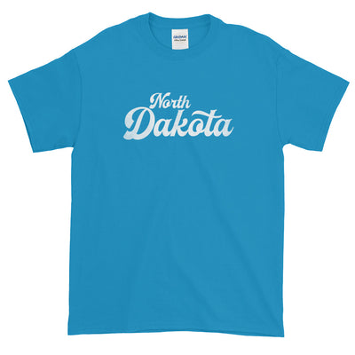 North Dakota Script Short-Sleeve T-Shirt