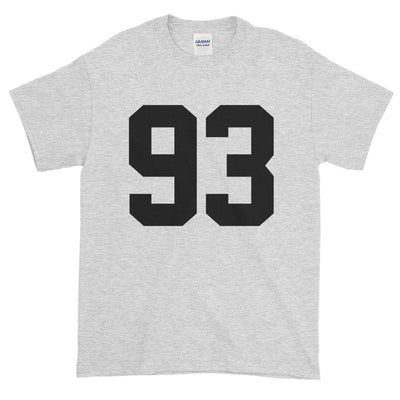 Team Jersey 93 Short sleeve t-shirt