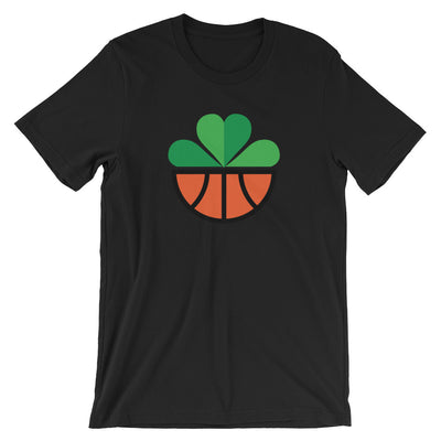 Basketball Clover Basketball March Madness Unisex T-Shirt
