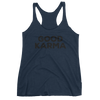 Yoga Women's tank top. GOOD KARMA