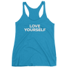 Yoga Women's tank top. LOVE YOURSELF
