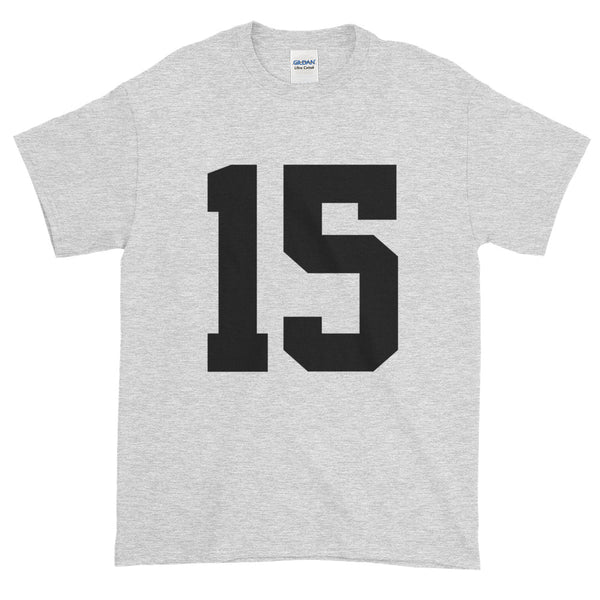 Team Jersey 15 Short sleeve t-shirt