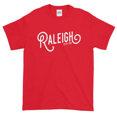 Raleigh North Carolina Short sleeve t-shirt