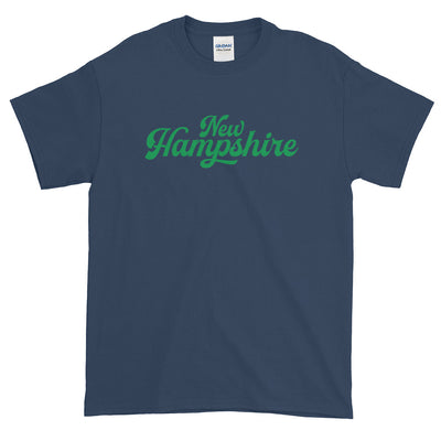 New Hampshire Script Short-Sleeve T-Shirt