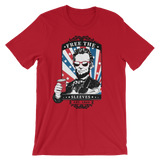 Free The Sleeves - 4th of July Unisex Short Sleeve T-Shirt.