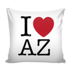 I Love Arizona Pillow Case