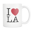 I Love Louisiana  Mug
