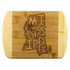 Mississippi Wood Cutting Board