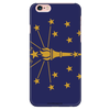 Indiana State Flag Phone Case