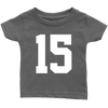 Team Jersey 15 Toddler