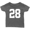 Team Jersey 28 Infant T-Shirt