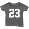 Team Jersey 23 Infant T-Shirt
