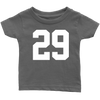 Team Jersey 29 Infant T-Shirt