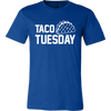 Taco Tuesday. Unisex short sleeve t-shirt | Funny Cinco De Mayo Mexico Holiday T-Shirts