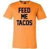 Feed Me Tacos. Unisex short sleeve t-shirt | Funny Cinco De Mayo Mexico Holiday T-Shirts