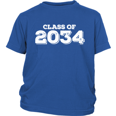 Class of 2034 Youth T-Shirt