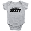 Class of 2017 Baby Onsie