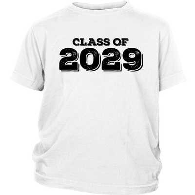 Class of 2029 Youth T-Shirt