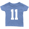 Team Jersey 11 Infant T-Shirt
