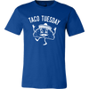 Taco Tuesday Funny Unisex short sleeve t-shirt | Funny Cinco De Mayo Mexico Holiday T-Shirts