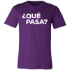 Que Pasa. Unisex short sleeve t-shirt | Funny Cinco De Mayo Mexico Holiday T-Shirts