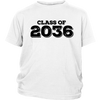 Class of 2036 Youth T-Shirt