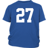 Team Jersey 27 Youth T-Shirt
