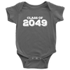 Class of 2049 Baby Onsie
