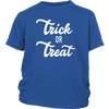 Halloween Trick Or Treat Halloween Youth Shirt