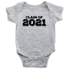 Class of 2021 Baby Onsie