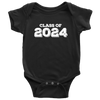 Class of 2024 Baby Onsie