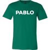Pablo. Unisex short sleeve t-shirt | Funny Cinco De Mayo Mexico Holiday T-Shirts