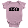 Class of 2018 Baby Onsie