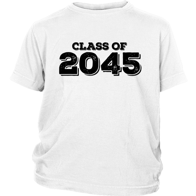 Class of 2045 Youth T-Shirt