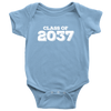 Class of 2037 Baby Onsie