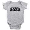 Class of 2032 Baby Onsie