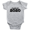 Class of 2020 Baby Onsie