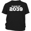 Class of 2039 Youth T-Shirt